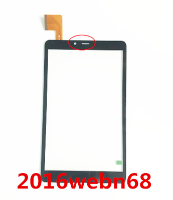 Original Front Outer Touch Screen Digitizer Glass For Chuwi HI9 Pro 8.4' CW1532
