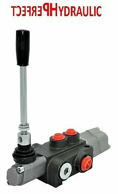 1 Spool Hydraulic Directional Control Valve 11gpm 40L with FLOATING spool FLOAT