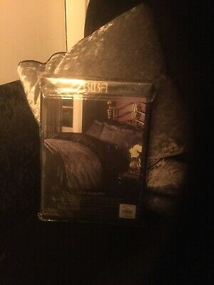 Fancy VINCENZA JACQUARD Duvet Cover With Matching Pillowcases Single Double King