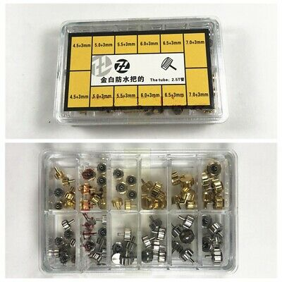 Watch Crowns Watch Waterproof Mixed Gold Replacement Assorted Repair Tools