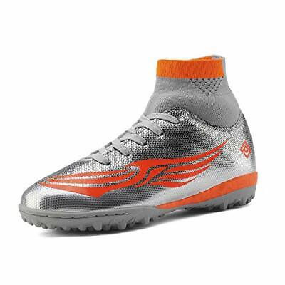 DREAM PAIRS Boys Girls Soccer Shoes Children Kids Football Cleats Shoes Sneakers