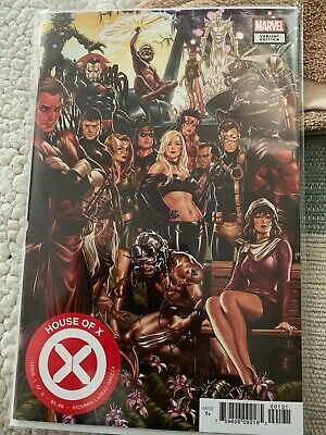HOUSE OF X  #1 VARIANT MARK BROOKS CONNECTING COVER  MARVEL 1st Print NM Unread