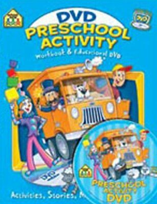 Preschool Activity By School Zone. 9781741577044
