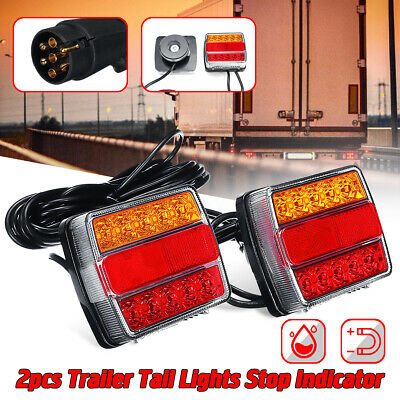 Ring Towing LED Trailer Lighting Board 4Ft With Rear Fog Lamp E Approved RCT950