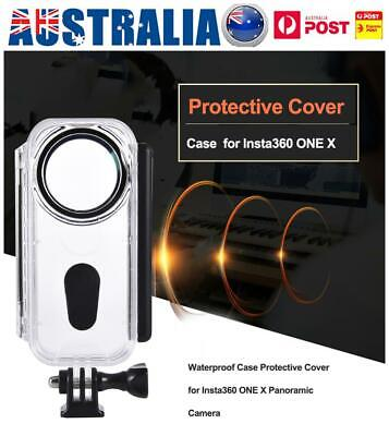 For Insta360 ONE X Action Camera Dive Venture Case Waterproof Housing Cover AU