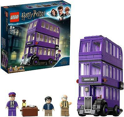 Lego Harry Potter The Knight Bus 75957 Triple Decker Night