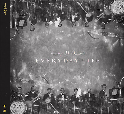 Coldplay - Everyday Life CD ALBUM NEW (22ND NOV)