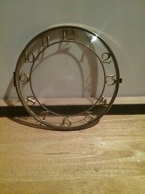 Clock Bezel Face And Dome Glass