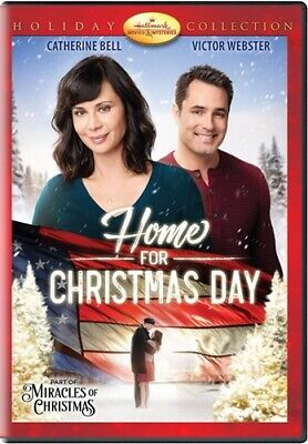 HOME FOR CHRISTMAS DAY New Sealed DVD Hallmark Channel Catherine Bell