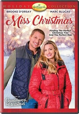 MISS CHRISTMAS New Sealed DVD Hallmark Channel Holiday Collection