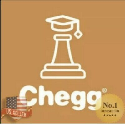 Chegg Study Membership Access (4 Months) w/ Extras!