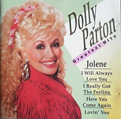 Dolly Parton - Greatest hits - Dolly Parton CD 37VG The Cheap Fast Free Post The