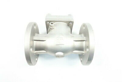 Sharpe 25116 Swing Gate Stainless Flanged Check Valve 2in 150