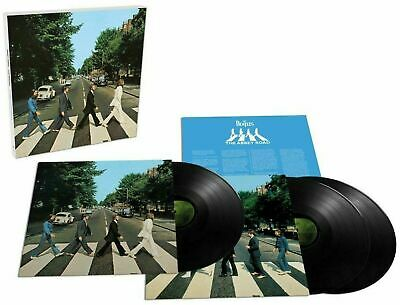 THE BEATLES Abbey Road 3 X LP 50th Anniversary Deluxe Box Set  New