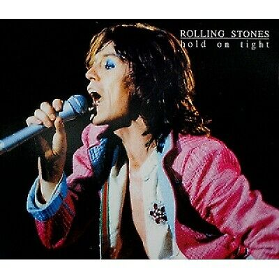 The Rolling Stones Hold On Tight  3Cd  Dac 083