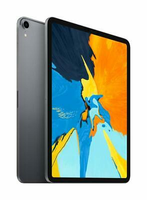 "APPLE 11"" iPad Pro (2018) 64 GB, (Wi-Fi and Cellular) Space Grey RRP £919.00"