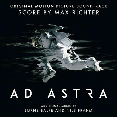 Max Richter Lorne Balfe Nils Frahm Ad Astra Soundtrack 2 CD ALBUM NEW (22ND NOV)