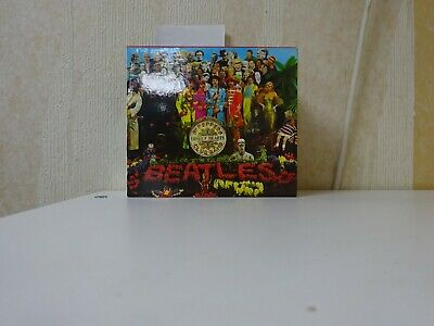 The Beatles : Sgt. Pepper's Lonely Hearts Club Band CD