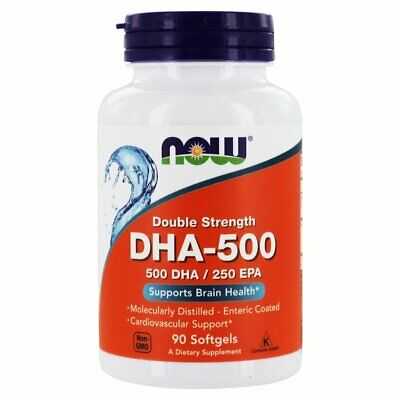 NOW Foods - Double Strenght DHA