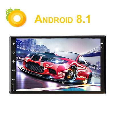"In Dash Android WIFI 4G BT TPMS 6.2"" 2DIN Car Radio Stereo Player GPS Navigator"