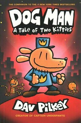 A Tale of Two Kitties by Dav Pilkey 9781407186672 | Brand New | Free UK Shipping