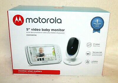 Motorola Comfort 50 5-Inch Video Baby Monitor
