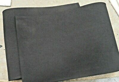Closed Cell Neoprene Foam 1000 Mm X 300 Mm X 6 Mm Thick + Adhesive Back | Hyt