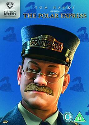 The Polar Express [2004] [DVD] - DVD  8SLN The Cheap Fast Free Post