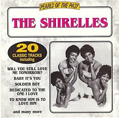 The Shirelles -  CD 3XVG The Cheap Fast Free Post The Cheap Fast Free Post