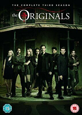 The Originals - Season 3 [DVD] [2016] - DVD  JMVG The Cheap Fast Free Post