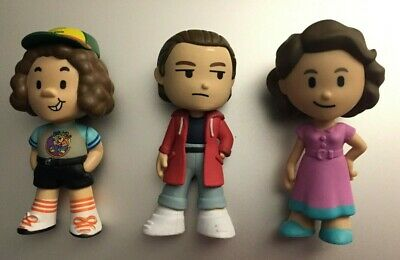 Mystery Minis Stranger Things Series 2 DUSTIN ELEVEN NANCY 1/24 Target Exclusive