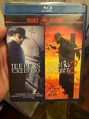 Jeepers Creepers Double Feature MGM Jeepers Creepers 2 Blu-ray