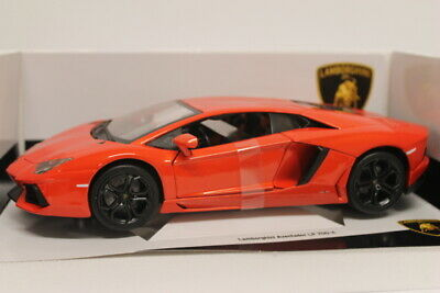 Lamborghini Gallardo 2008 Orange Met BURAGO 1:43 BU30101OR