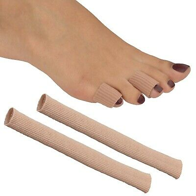 Medipaq® Gel Tube Toe/Finger Bandage - Pain Relief from Blisters, Corns, Call...