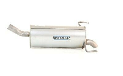 EEC EGM637P  EXHAUST SILENCER REAR BACK BOX