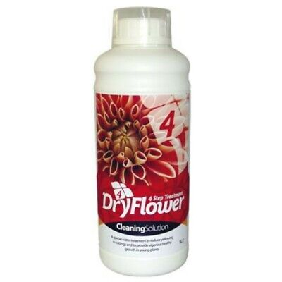 Dry Flower - Clearing Solution 1Ltr