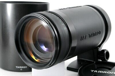 TAMRON AF 200-400mm F5.6 LD[IF] 75DN For Nikon FX F-Mount Telephoto Zoom  #3333