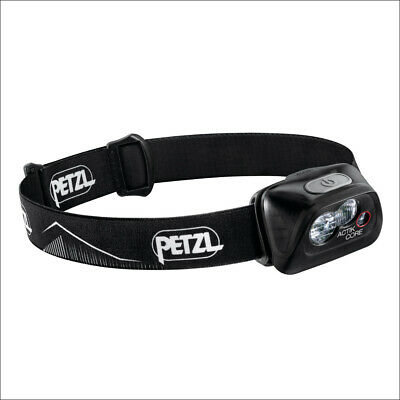 Petzl Actik Core Black E099Ga00 - 450 Lumen Rechargeable Headlamp Compact