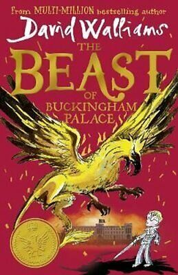 The Beast of Buckingham Palace by David Walliams 9780008262174 | Brand New