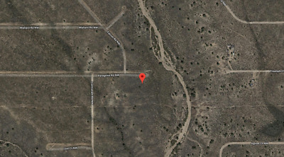 0.59 Acre Lot in Sandoval County, New Mexico -NO RESERVE- Excellent Investment!