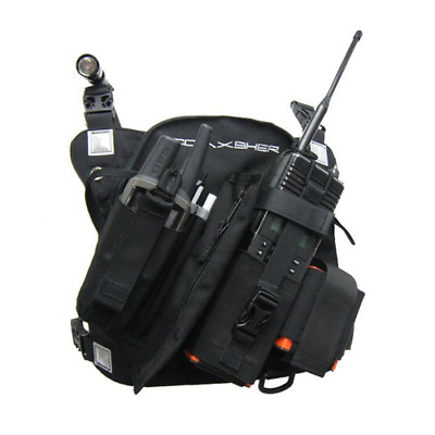 Coaxsher RCP-1Pro Radio Chest Harness