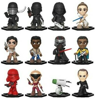 FUNKO MYSTERY MINI: Star Wars - The Rise of Skywalker Funko Mystery Mini: Toy