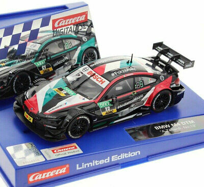 """Chassis Lumière N°15 /"""" Corps Carrera Digital 132 30856 BMW M4 DTM /"""" A.Farfus"""
