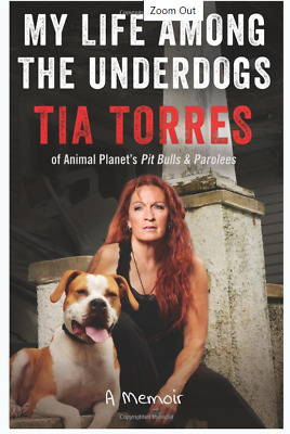 My Life Among The Underdogs: A Memoir Hardcover By Tia Torres