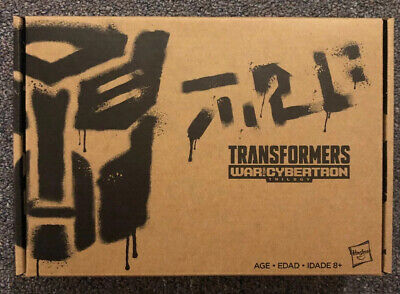Transformers Generations Hot Shot Figure Entertainment Earth NYCC 2019 Exclusive