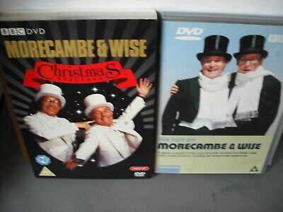 Morecambe & wise Christmas Specials -The Best of DVD Bundle