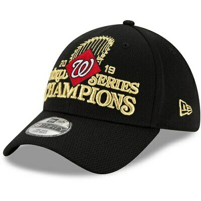 Washington Nationals New Era 2019 World Series Champions Locker Room 39THIRTY