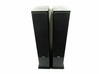 Monitor Audio Bronze  1 BX6 & 1 BX5 Floor Standing Speaker Black- Not a pair