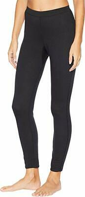 Hot Chillys Womens Pepper Skins Black Bottoms 9123 Size Small