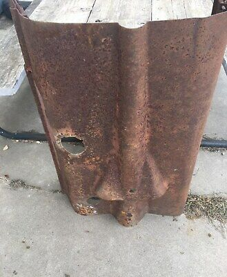 Used Farmall H Tractor Hood